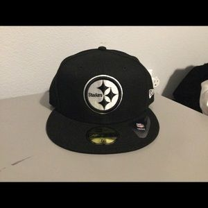 Steelers Fitted Hat 7 1/4